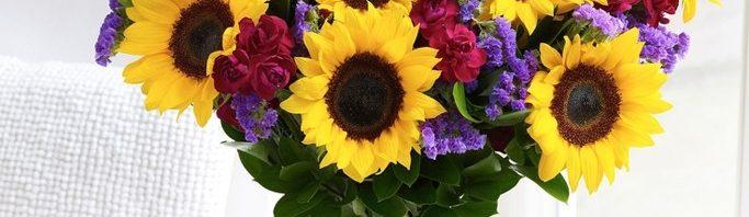 2 cách cắm hoa hướng dương đơn giản tại nhà